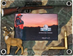 Фоторамка Riversedge Deer Hunting Frame 4