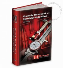 Hornady Handbook of Cartridge Reloading: 8th Edition