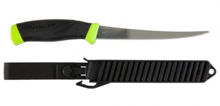Нож Morakniv Fishing Comfort Fillet 155 stainless steel