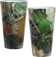 Набор бокалов Riversedge для пива Camo Beer Glasses