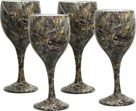 Набор бокалов Riversedge для вина Сamo Wine Glasses Bassofl