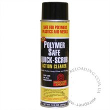 Аэрозоль для чистки оружия Shooters Choice Polymer Safe Quick Scrub Action Cleaner