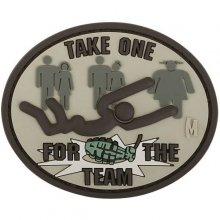 Шеврон Maxpedition Take One for the Team Patch
